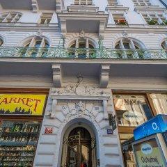 Отель Royal Road Residence Прага вид на фасад