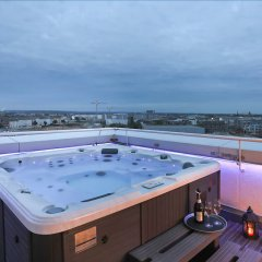 Hotel Asahi бассейн