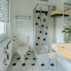 Отель Best Western Hotel Windorf Германия, Лейпциг - 2 отзыва об отеле, цены и фото номеров - забронировать отель Best Western Hotel Windorf онлайн ванная