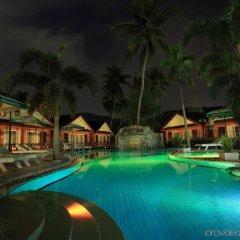 Отель Andaman Seaside Resort бассейн