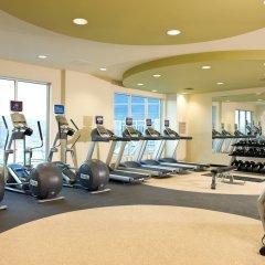 Отель SpringHill Suites Las Vegas Convention Center фитнесс-зал фото 3