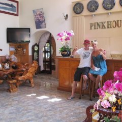 Отель Villa Pink House Вьетнам, Далат - отзывы, цены и фото номеров - забронировать отель Villa Pink House онлайн интерьер отеля фото 3