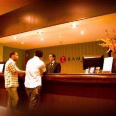 Ramada Hotel & Suites Amman интерьер отеля фото 2
