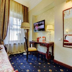 Бутик-Отель Золотой Треугольник 4* Стандартный номер с 2 отдельными кроватями фото 9