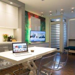 Отель Pure Rental Apartments - City Residence Польша, Вроцлав - отзывы, цены и фото номеров - забронировать отель Pure Rental Apartments - City Residence онлайн интерьер отеля фото 2