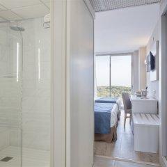 Отель Best Mediterraneo Испания, Салоу - 5 отзывов об отеле, цены и фото номеров - забронировать отель Best Mediterraneo онлайн ванная фото 3