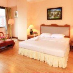 Отель Bangkok Rama Бангкок комната для гостей