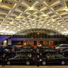 LN Garden Hotel Guangzhou парковка