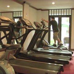 Отель Kata Palm Resort & Spa фитнесс-зал