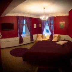 Отель Hotell Den Gyllene Geten Стокгольм комната для гостей