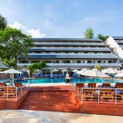 Отель Orchidacea Resort Пхукет бассейн