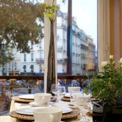 Hotel Marceau Champs Elysees питание фото 2