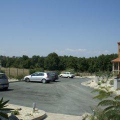 Hotel Mellow парковка