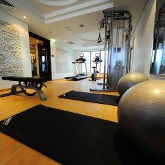 Отель Monaco Hotel ОАЭ, Дубай - отзывы, цены и фото номеров - забронировать отель Monaco Hotel онлайн фитнесс-зал
