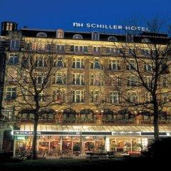Отель NH Amsterdam Schiller фото 9