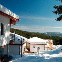 Отель Villas & SPA at Pamporovo Village бассейн фото 2