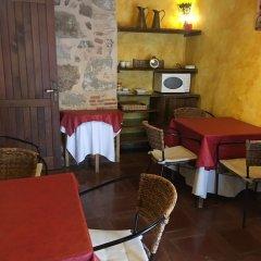 Отель Casa Rural Álamo Grande питание
