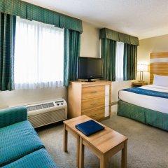 Отель Comfort Suites Seven Mile Beach Каймановы острова, Севен-Майл-Бич - отзывы, цены и фото номеров - забронировать отель Comfort Suites Seven Mile Beach онлайн комната для гостей фото 2