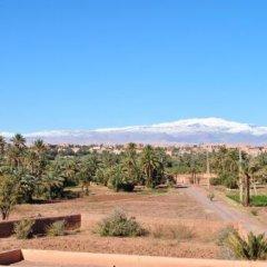 Отель Ecolodge - La Palmeraie Марокко, Уарзазат - отзывы, цены и фото номеров - забронировать отель Ecolodge - La Palmeraie онлайн балкон