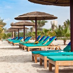 Отель Sahara Beach Resort & Spa пляж фото 2