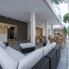 Park Hotel Morigi Гаттео-а-Маре балкон