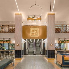Отель Norge By Scandic Берген интерьер отеля фото 3