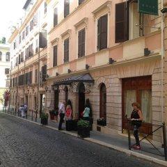 Отель Albergo Ottocento Италия, Рим - 1 отзыв об отеле, цены и фото номеров - забронировать отель Albergo Ottocento онлайн фото 5