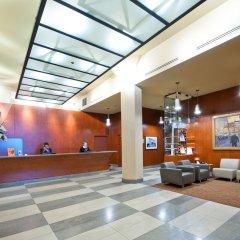 Отель Le Square Phillips Hotel And Suites Канада, Монреаль - отзывы, цены и фото номеров - забронировать отель Le Square Phillips Hotel And Suites онлайн интерьер отеля