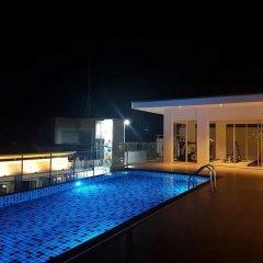 Karin Hotel & Serviced Apartment бассейн