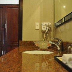 Отель Truong Giang Hotel Вьетнам, Хюэ - отзывы, цены и фото номеров - забронировать отель Truong Giang Hotel онлайн ванная фото 2