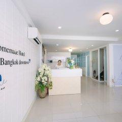 Отель K Home Asok Таиланд, Бангкок - отзывы, цены и фото номеров - забронировать отель K Home Asok онлайн спа