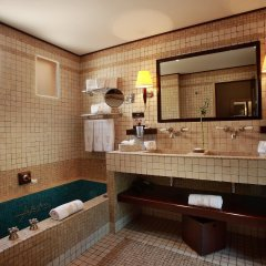 Отель Hôtel Saint Amour La Tartane ванная фото 2