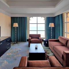 Отель Sheraton Sharjah Beach Resort & Spa ОАЭ, Шарджа - - забронировать отель Sheraton Sharjah Beach Resort & Spa, цены и фото номеров комната для гостей фото 5