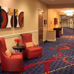 Отель Chicago Marriott Oak Brook интерьер отеля фото 2