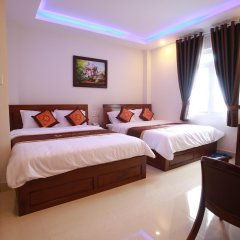 Dalat Venus Hotel Далат сейф в номере