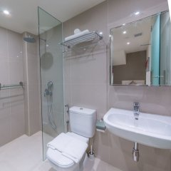 Апартаменты Heritage Apartments @ Clarke Quay ванная