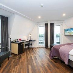 Отель Hottingen Швейцария, Цюрих - отзывы, цены и фото номеров - забронировать отель Hottingen онлайн комната для гостей фото 3