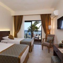 Отель Alaaddin Beach Аланья комната для гостей