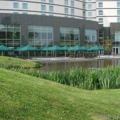 Отель Crowne Plaza Brussels Airport фото 5