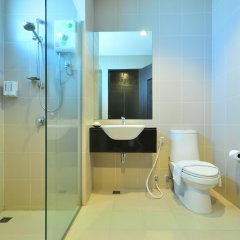 Отель Bs Residence Suvarnabhumi Бангкок ванная фото 2