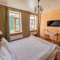 Гостиница Дача «Белый берег» в Суздале отзывы, цены и фото номеров - забронировать гостиницу Дача «Белый берег» онлайн Суздаль комната для гостей фото 5
