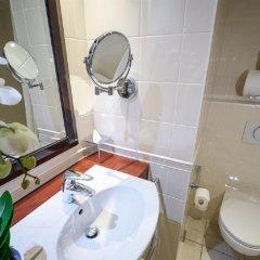 Отель Hôtel Concorde Montparnasse ванная