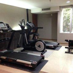 Отель Bangkok City Suite Бангкок фитнесс-зал