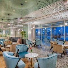Yelken Blue Life Hotel интерьер отеля