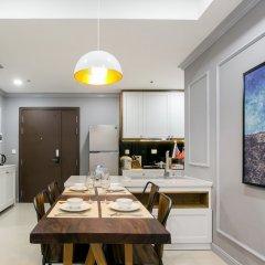 Апартаменты Henry Studio Luxury 2BR SWPool 17th в номере фото 2