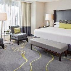 Отель Hyatt Regency Washington on Capitol Hill США, Вашингтон - 1 отзыв об отеле, цены и фото номеров - забронировать отель Hyatt Regency Washington on Capitol Hill онлайн комната для гостей фото 2