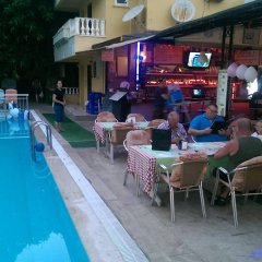 Отель Club Sunset Apart бассейн фото 3