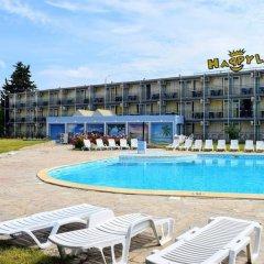 Отель Continental - Happy Land Hotel Болгария, Солнечный берег - отзывы, цены и фото номеров - забронировать отель Continental - Happy Land Hotel онлайн бассейн фото 3