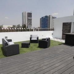 Апартаменты Capital's St Luxury Apartments Мехико бассейн