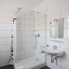 Hotel Deutsches Haus Нортейм ванная